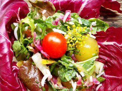L'alimentation durable, c'est…