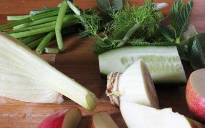 Jus fenouil/concombre
